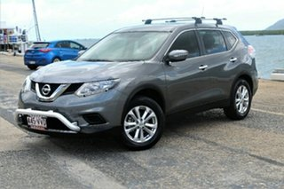 2015 Nissan X-Trail T32 ST 2WD Grey 6 Speed Manual Wagon.