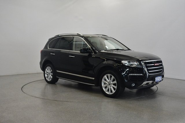 Used Haval H8  LUX AWD, 2016 Haval H8 LUX AWD Black 6 Speed Sports Automatic Wagon