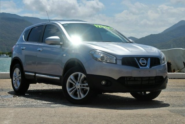 Used Nissan Dualis J10W Series 4 MY13 TS Hatch 2WD, 2013 Nissan Dualis J10W Series 4 MY13 TS Hatch 2WD Grey 6 Speed Manual Hatchback