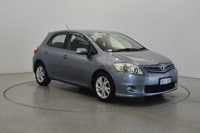 Used Toyota Corolla ZRE152R MY11 Ascent Sport, 2011 Toyota Corolla ZRE152R MY11 Ascent Sport Blue 4 Speed Automatic Hatchback
