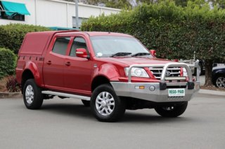 2014 Tata Xenon MY15 Mineral Red 5 Speed Manual Utility.