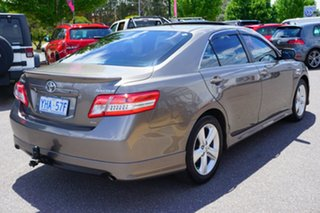 2009 Toyota Camry ACV40R Sportivo Brown 5 Speed Manual Sedan