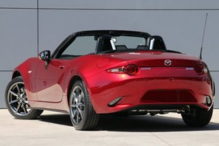 2020 Mazda MX-5 ND GT SKYACTIV-Drive Soul Red Crystal 6 Speed Sports Automatic Roadster.