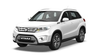 2018 Suzuki Vitara LY GL+ 2WD Pearl White 5 Speed Manual Wagon.