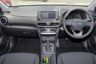 2018 Hyundai Kona OS.2 MY19 Highlander D-CT AWD Chalk White & Phantom Black Roof 7 Speed