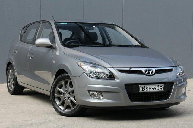 Used Hyundai i30 FD MY11 SLX, 2010 Hyundai i30 FD MY11 SLX Silver 4 Speed Automatic Hatchback