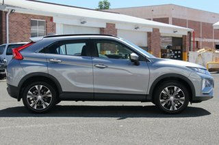 2018 Mitsubishi Eclipse Cross YA MY18 ES (2WD) Titanium Grey Continuous Variable Wagon