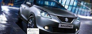 2018 Suzuki Baleno EW GL Premium Silver 4 Speed Automatic Hatchback.