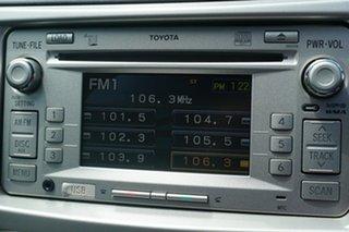 2009 Toyota Camry ACV40R Sportivo Brown 5 Speed Manual Sedan