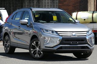 2020 Mitsubishi Eclipse Cross YA MY20 ES 2WD Titanium 8 Speed Constant Variable Wagon.