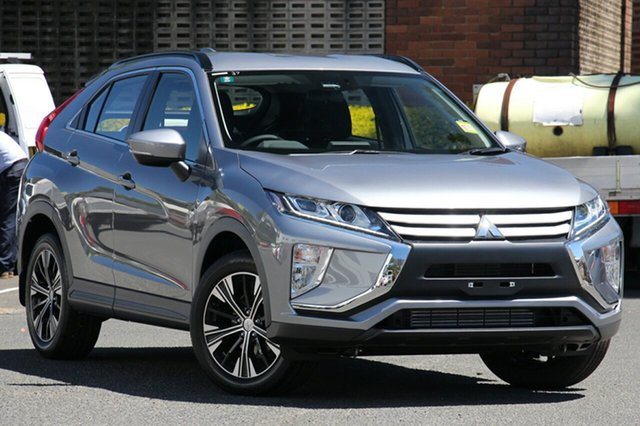 New Mitsubishi Eclipse Cross YA MY18 ES 2WD, 2018 Mitsubishi Eclipse Cross YA MY18 ES 2WD Titanium 8 Speed Constant Variable Wagon