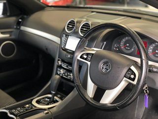 2011 Holden Commodore VE II MY12 SV6 Silver 6 Speed Sports Automatic Sedan.