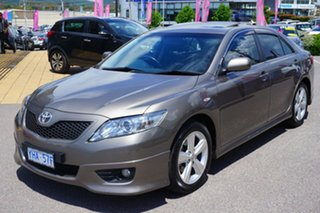 2009 Toyota Camry ACV40R Sportivo Brown 5 Speed Manual Sedan.