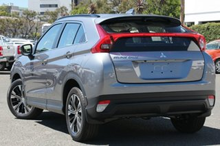 2018 Mitsubishi Eclipse Cross YA MY18 ES (2WD) Titanium Grey Continuous Variable Wagon.