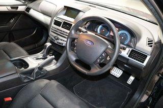 2011 Ford Falcon FG MK2 XR6T Black 6 Speed Auto Seq Sportshift Sedan