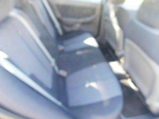 2005 Hyundai Elantra XD MY05 Black 4 Speed Automatic Sedan