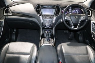 2014 Hyundai Santa Fe DM Elite CRDi (4x4) Grey 6 Speed Automatic Wagon