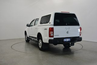 2016 Holden Colorado RG MY16 LS Crew Cab White 6 Speed Manual Utility