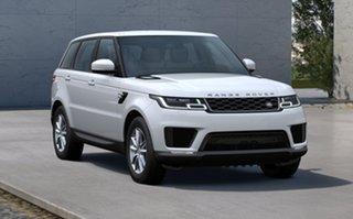 2019 Land Rover Range Rover Sport SDV6 SE Fuji White Automatic SUV