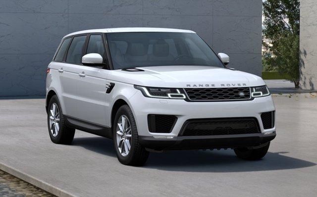 New Land Rover Range Rover Sport  SE, 2019 Land Rover Range Rover Sport SDV6 SE Fuji White Automatic SUV