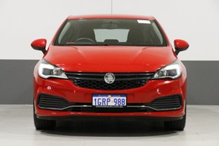 2017 Holden Astra BK MY17 R Red 6 Speed Automatic Hatchback.
