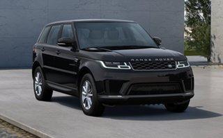 2019 Land Rover Range Rover Sport SDV6 SE Narvik Black Automatic SUV