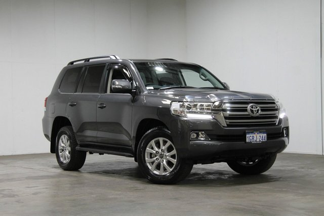 Used Toyota Landcruiser VDJ200R VX, 2018 Toyota Landcruiser VDJ200R VX Grey 6 Speed Sports Automatic Wagon