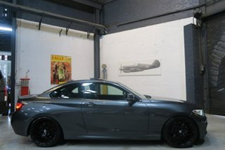 2015 BMW M235i F22 Grey 8 Speed Sports Automatic Coupe.