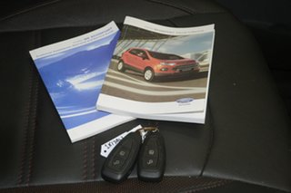 2017 Ford Ecosport BK Titanium PwrShift Moondust Silver 6 Speed Sports Automatic Dual Clutch Wagon