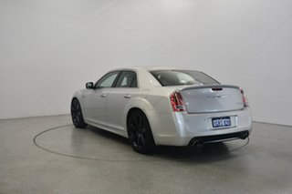 2012 Chrysler 300 LX MY12 SRT-8 Silver 5 Speed Sports Automatic Sedan