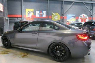 2015 BMW M235i F22 Grey 8 Speed Sports Automatic Coupe