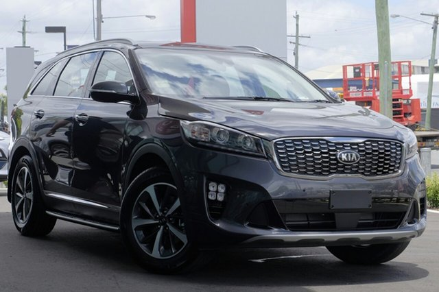 New Kia Sorento UM MY19 AO Edition, 2018 Kia Sorento UM MY19 AO Edition Platinum Graphite 8 Speed Sports Automatic Wagon