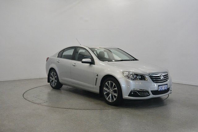 Used Holden Calais VF MY15 , 2015 Holden Calais VF MY15 Silver 6 Speed Sports Automatic Sedan