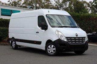 2013 Renault Master X62 LWB White 6 Speed Tiptronic Van.