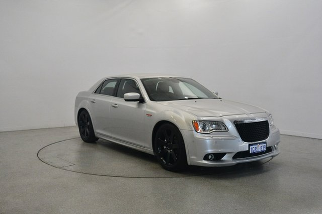 Used Chrysler 300 LX MY12 SRT-8, 2012 Chrysler 300 LX MY12 SRT-8 Silver 5 Speed Sports Automatic Sedan