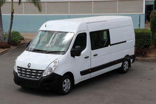 2013 Renault Master X62 LWB White 6 Speed Tiptronic Van