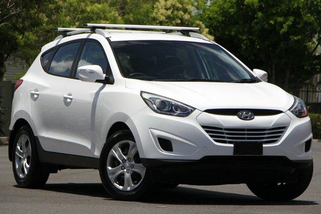 Used Hyundai ix35 LM3 MY15 Active, 2014 Hyundai ix35 LM3 MY15 Active White 6 Speed Sports Automatic Wagon