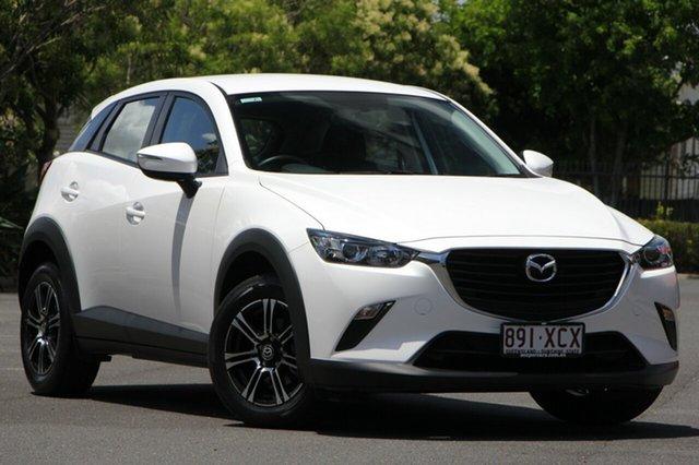 Used Mazda CX-3 DK2W76 Neo SKYACTIV-MT, 2016 Mazda CX-3 DK2W76 Neo SKYACTIV-MT White 6 Speed Manual Wagon
