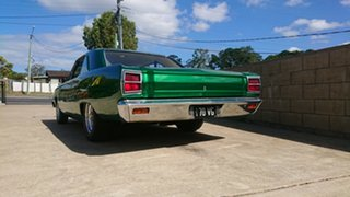 1970 Chrysler Valiant VG Green 3 Speed Automatic Coupe