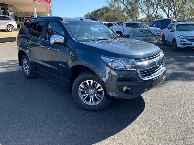New Holden Trailblazer RG MY19 LTZ (4x4), 2018 Holden Trailblazer RG MY19 LTZ (4x4) Dark Shadow Grey 6 Speed Automatic Wagon