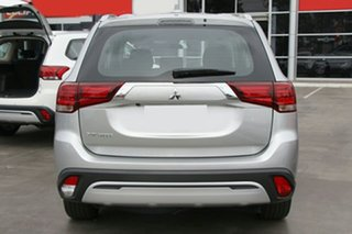 2018 Mitsubishi Outlander ZL MY19 ES 2WD Starlight 6 Speed Constant Variable Wagon