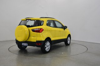 2017 Ford Ecosport BK Trend PwrShift Bright Yellow 6 Speed Sports Automatic Dual Clutch Wagon.