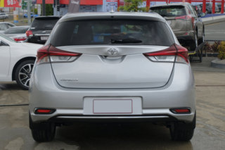 2017 Toyota Corolla ZRE182R Ascent Sport S-CVT Silver Pearl 7 Speed Constant Variable Hatchback