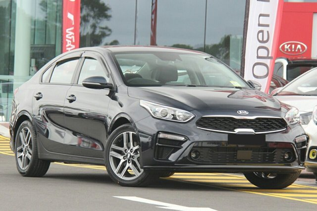 New Kia Cerato BD MY19 Sport+, 2019 Kia Cerato BD MY19 Sport+ Gravity Blue 6 Speed Sports Automatic Sedan