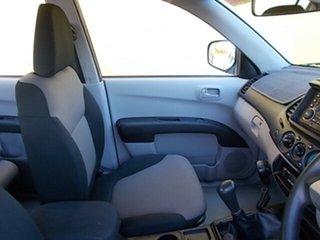 2012 Mitsubishi Triton MN MY12 GLX Double Cab Silver 5 Speed Manual Utility