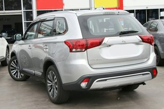 2018 Mitsubishi Outlander ZL MY19 ES 2WD Starlight 6 Speed Constant Variable Wagon.