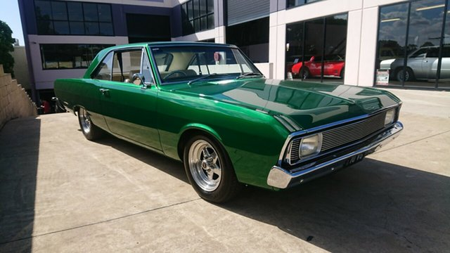 Used Chrysler Valiant VG , 1970 Chrysler Valiant VG Green 3 Speed Automatic Coupe