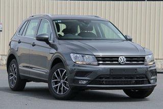 2018 Volkswagen Tiguan 5N MY18 132TSI DSG 4MOTION Comfortline Indium Grey 7 Speed.
