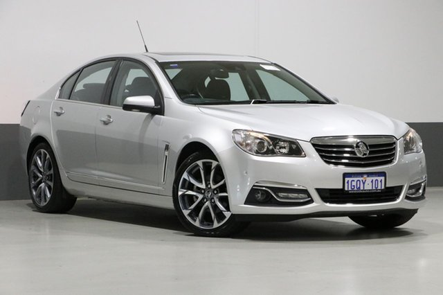 Used Holden Calais VF II V, 2015 Holden Calais VF II V Silver 6 Speed Automatic Sedan