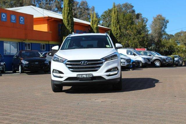 Demo Hyundai Tucson  Elite, Demo TL2 TUCSON WG ELITE 1.6P AUTO
